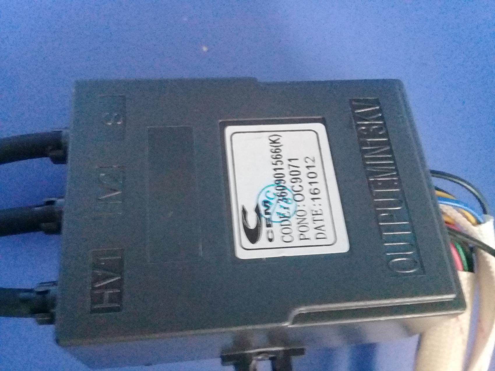 360901566K Tarjeta Control Boiler