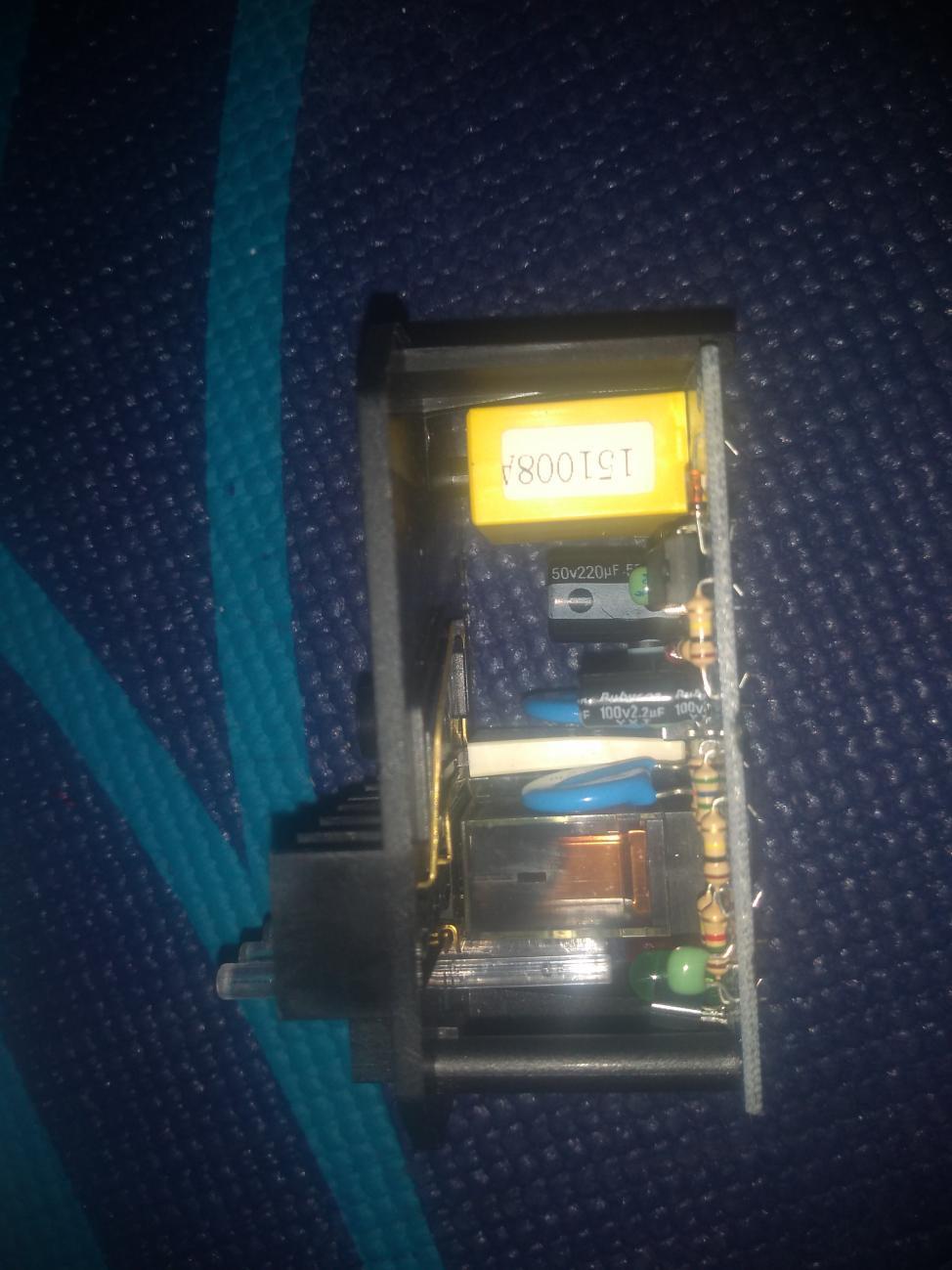 S151103 TARJETA CONTROL BOMBA PERIFERICA 1/2 CABALLO