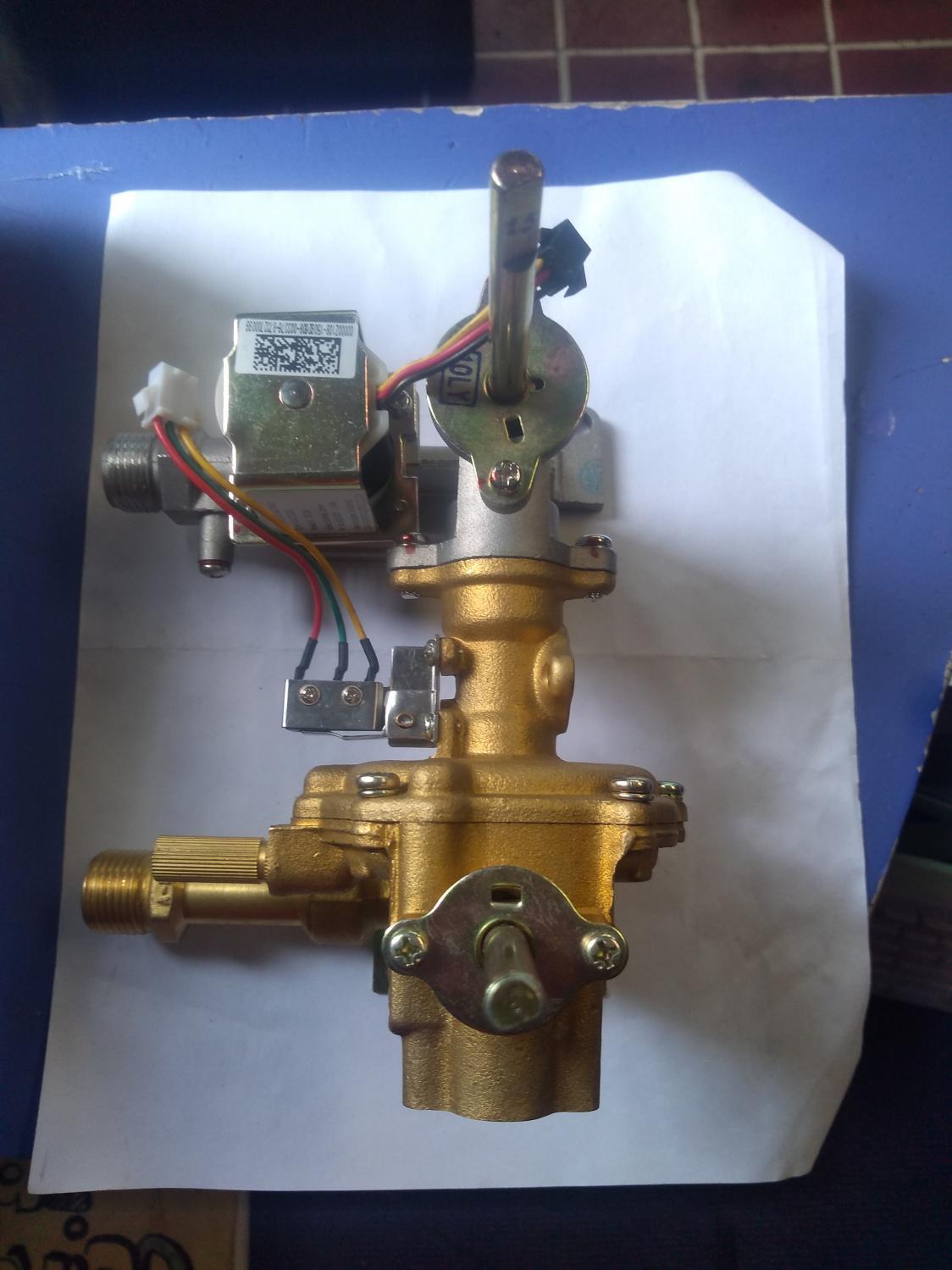 8738712107 CUEPRO DE GAS COMPLETO