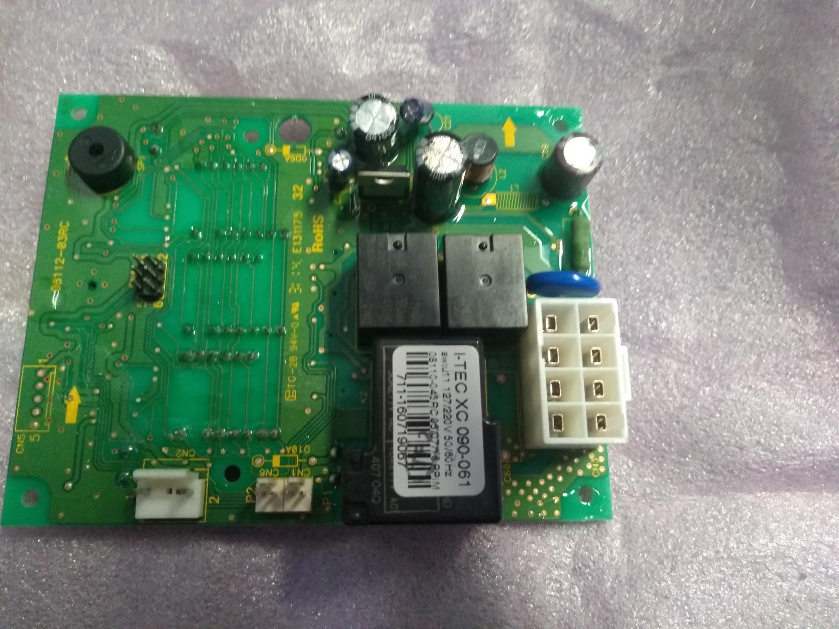 T114-289 TARJETA CONTROL DE TERMISTOR