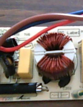 Tarjeta De Vajo Y Alto Voltaje Inverter Filter