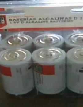 BATERIAS ALCAINAS