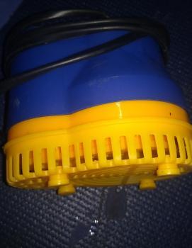 Bomba Sumergible Azul