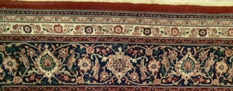 Antig edades y pianos antiguedades y pianos for Tejido persa