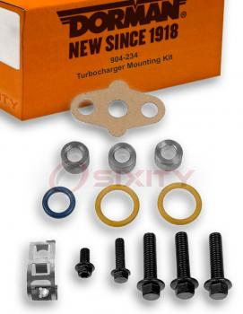 KIT DE MONTAJE TURBO INTERNATIONAL 1840053C96