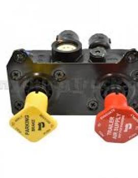 Valvula De Control Mv-3 (estacionamiento Doble ) Con Conexiones Acp800259