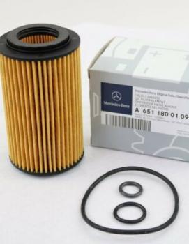 Filtro De Aceite Sprinter A6511800109