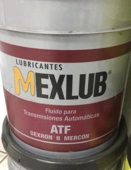 Aceite Para Transmision Automatica Atf Dexron Ii Mercon  0951912g53