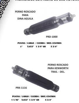 BUJE Y PERNO DE DELANTERO KW P-01