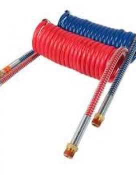 Manguera Azul Y Roja Larga 15 Ph11-315